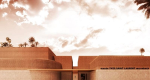 Yves Saint Laurent Museum to Open in Marrakech