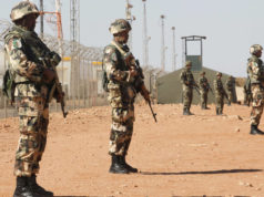 Two Soldiers Wounded in a Terrorist Attack in Algeria