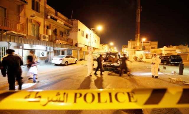 Bomb blast in Bahrain