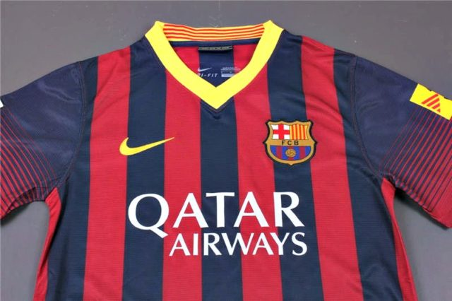 Wearing FC Barcelona Jersey in UAE Punishable by 15 Years in Jail