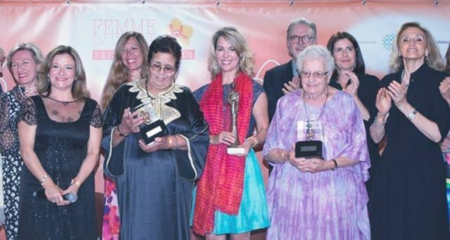 Aicha Ech-Chenna Crowned 'Woman of the Year' in Monaco