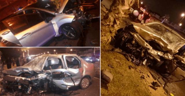 3 Dead in Fatal Crash on Rabat-Harhoura Costal Road
