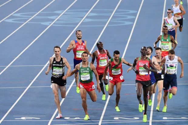 Moroccan Athlets