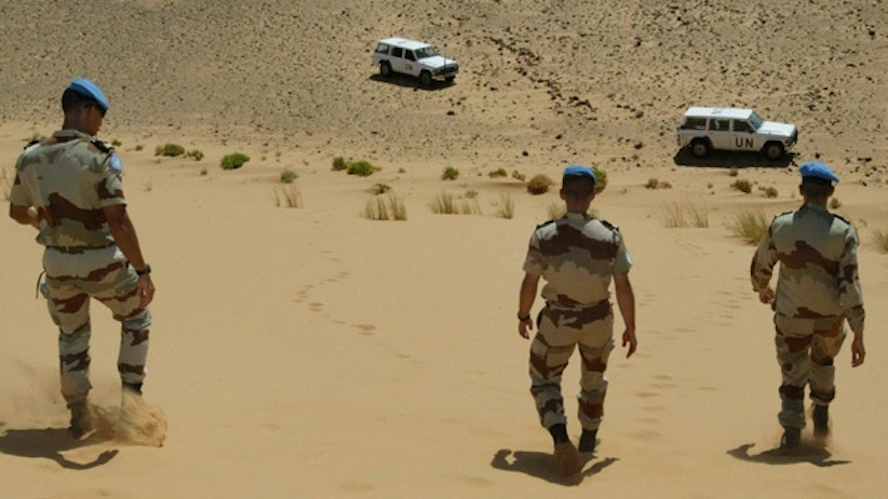 the United Nations Mission for the Referendum in Western Sahara (MINURSO),