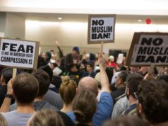 U.S. Entry Ban for Muslims Starting within 72 Hours