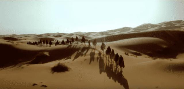 'Vikings' Season 5 Currently Shootingin Morocco