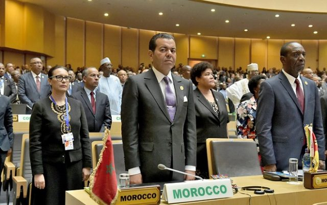"""King Mohammed VI: Africa's Future """"Depends on Youth"""""""
