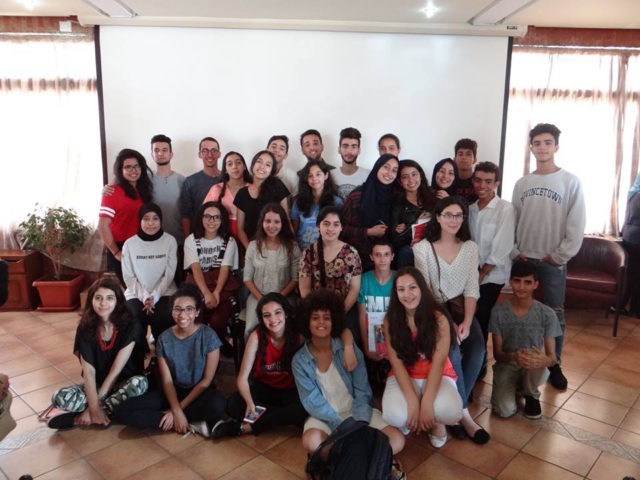 20 Moroccan Students Headed for U.S. Exchange. YES Program