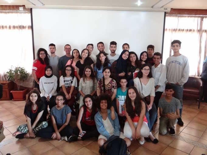 20 Moroccan Students Headed for U.S. Exchange. YES Program