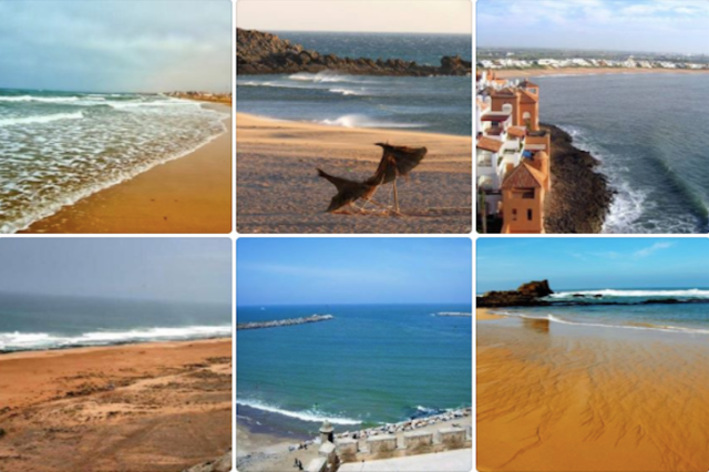 25 Moroccan Beaches Awarded 'Blue Pavilion' Label for Summer 2017