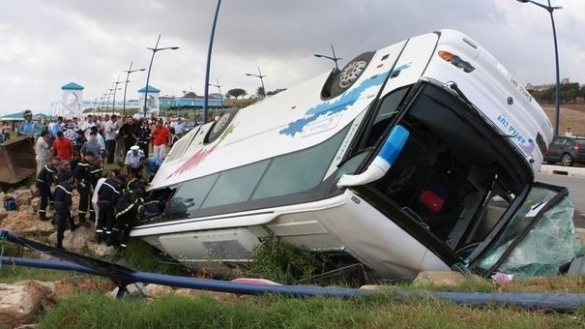 39 Injured in Oujda Bus Accident