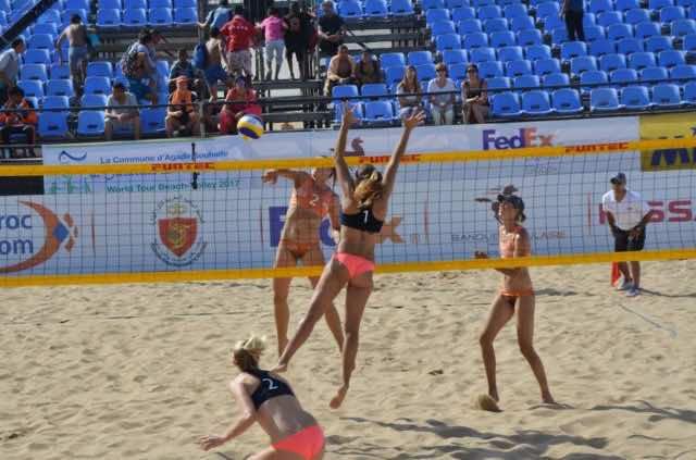Agadir Hosts 2017 Beach Volleyball World Tour