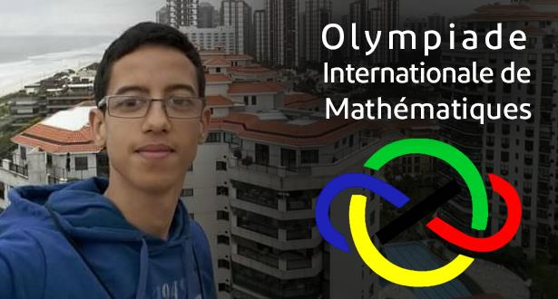 Ahmed Assini Ibn Oufous Takes Home Bronze at International Mathematical Olympiad