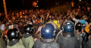 Al Hoceima Authorities: 72 Members of Security Forces Injured During July 20 March