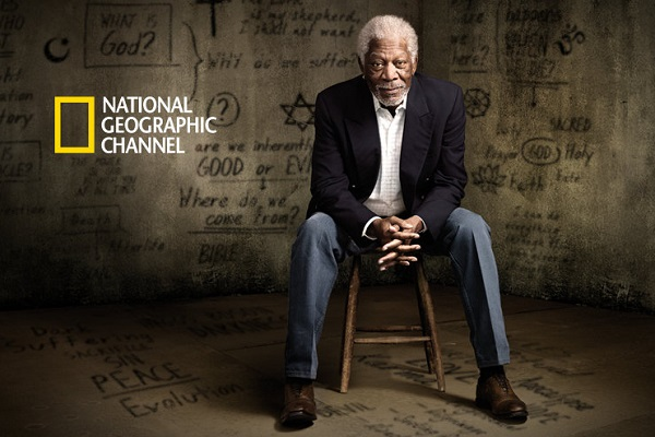 American Actor Morgan Freeman talks about Islam