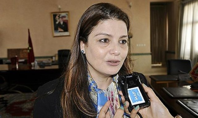 Amina Figuigui Elected New President of Club of Women Business Administrators
