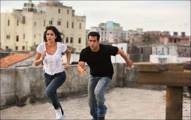 Bollywood Sweethearts Salman Khan and Katrina Kaif Shooting Film in Morocco