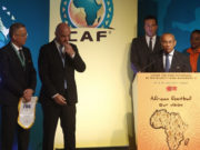 Football: CAF Appoints Fouzi Lekjaa as 3rd Vice President