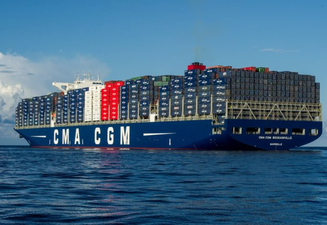 CMA-CGM Launches New Maritime Line Linking Morocco to West Africa
