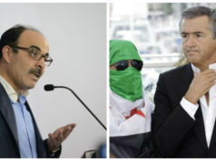 El Omari Wary of Bernard Levy's Presence in Morocco, Calls Him 'War Raven'
