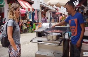 Foreigners Experience Delights Of Rabat's Medina Food