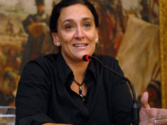 Gabriela Michetti, the vice president of Argentina
