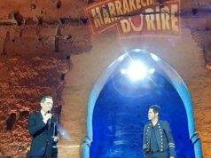 Gad El Maleh Gives Hilarious Show in Marrakech du Rire 2017