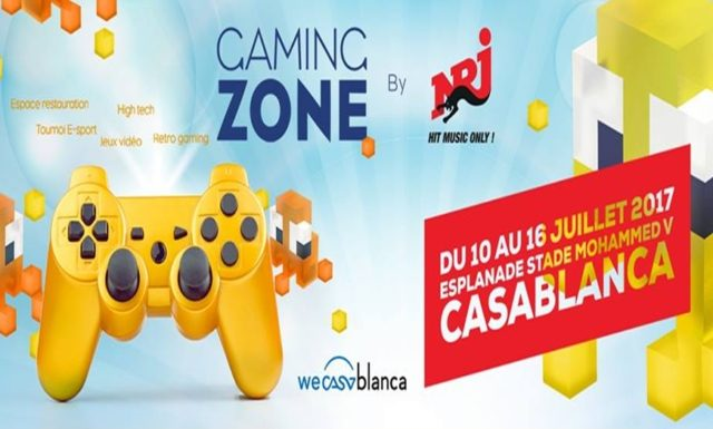Geek Out at Morocco's First Pop-Up Gaming Village July 10-16