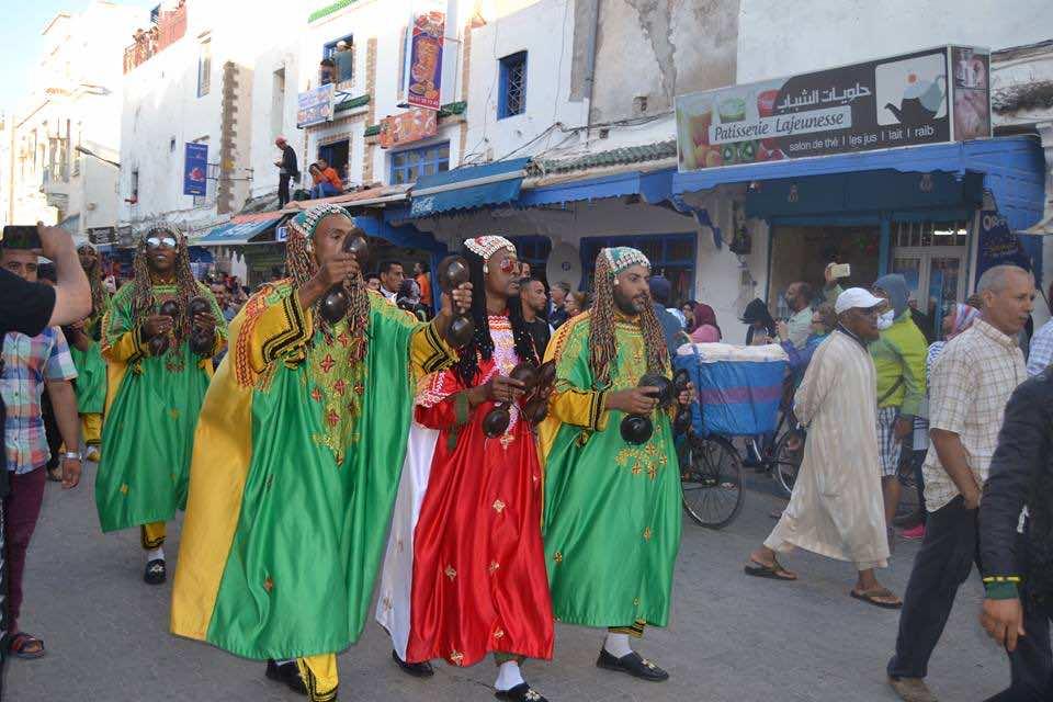 Essaouira's Gnaoua Festival