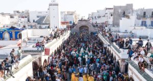 In Essaouira's Gnaoua Festival, Music Transcends History