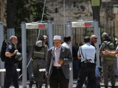 Israel Refuses to Remove Metal Detectors from Al Aqsa Mosque Compound