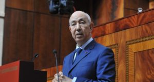 Driss Jettou, Head of the National Court of Auditors