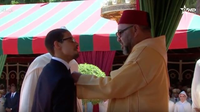 King Mohammed VI Decorates Several National and International Figures on Throne Day