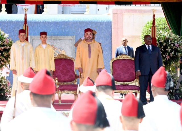 King Mohammed VI Presides Over Allegiance Ceremony in Tetouan