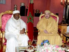 King Mohammed VI to Meet Gabon President in Northern Morocco