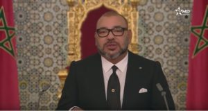 King Mohammed VI's Throne Day speech