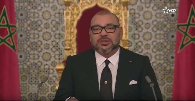 King Mohammed VI's Throne Day speech