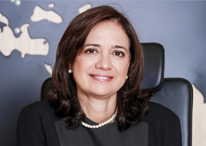 Laila Mamou, CEO of Wafasalaf