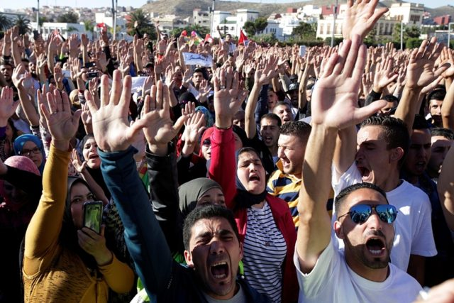 Left Wing Parties Call for Mass March July 20 in Al Hoceima, Despite Official Prohibition. Rif Protest