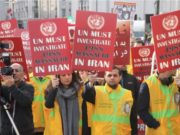 Lights of Liberty on the 30th Anniversary of 1988 Massacre