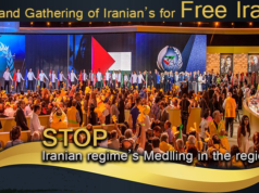 Major 'Free Iran' Gathering to Take Place in Paris