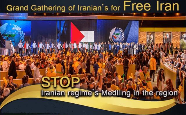 Major 'Free Iran' Gathering to Take Place in Paris