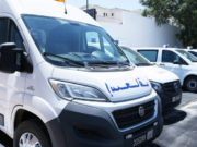 Ministry of Health Gives Al Hoceima Hospital 5 Ambulances, 20 Tons of Medical Supplies