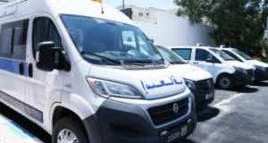 Ministry of Health Gives Al Hoceima Hospital 5 Ambulances, 20 Tons of Medical Supplies