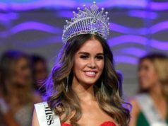 Miss World Australia Esma Voloder