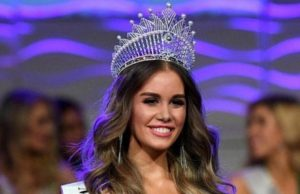 Miss World Australia Esma Voloder