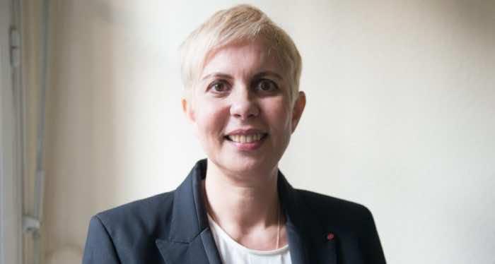 Moroccan Capital Market Authority Chair Nezha Hayat