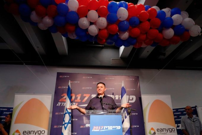 Moroccan-Israeli Abi Gabbay Becomes Israeli Labor Party Leader