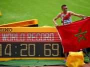 Moroccan Runner Youssef Benibrahim Breaks World Record to Win Gold at World Para Athletics