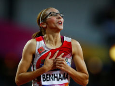 Moroccan Runner Sanaa Benhama Wins Gold Medal at World Para Athletics